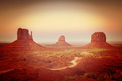 Arizona/statliga Utah fodrar Royaltyfria Bilder