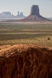 Arizona/statliga Utah fodrar Royaltyfria Foton