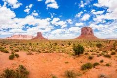 Arizona/statliga Utah fodrar Royaltyfri Foto