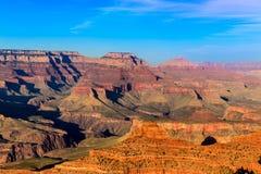 Arizona sunset Grand Canyon National Park Yavapai Point Stock Photo