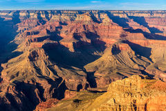 Arizona sunset Grand Canyon National Park Yavapai Point Stock Photo