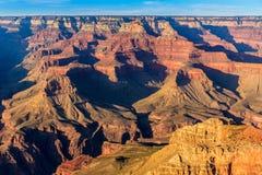 Arizona sunset Grand Canyon National Park Yavapai Point. USA Stock Photo