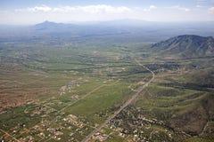 Arizona suroriental foto de archivo
