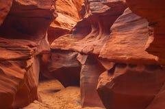 Arizona szczeliny jar Obraz Royalty Free