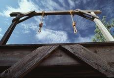 arizona szubienica fotografia stock