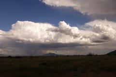 Arizona thunderstorm Royalty Free Stock Images