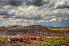 Arizona Thunderstorms Stock Images