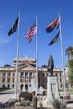 Arizona tillståndsKapitolium Royaltyfri Bild