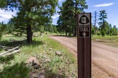 Arizona Trail: Anderson Mesa AZT-30 Stock Photos