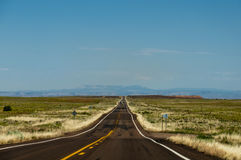 Arizona väg Royaltyfri Fotografi