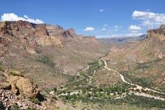 Arizona Valley Stock Images