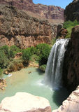 arizona vattenfall Arkivbilder