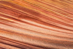 Arizona-Vermillion Cliffs Wilderness-North Coyote Buttes-The Wave Royalty Free Stock Images