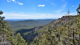 Arizona, View From the Mogollon Rim