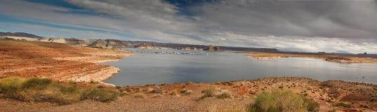 Arizona-Wüstenlandschaft stockfoto
