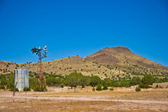 Arizona Windmill Stock Photography