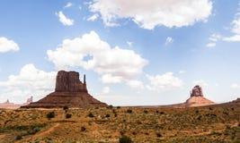 arizona zabytku dolina Fotografia Stock