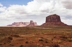 arizona zabytku dolina Obrazy Royalty Free