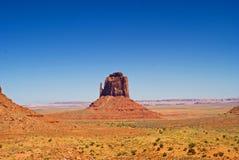 arizona zabytku dolina Fotografia Royalty Free