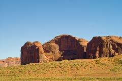 arizona zabytku dolina Zdjęcie Stock