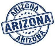 Arizona znaczek Zdjęcie Stock