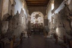 Arizonas alte Kirche Lizenzfreies Stockfoto