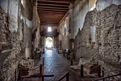 Arizonas gammal kyrka Arkivbilder