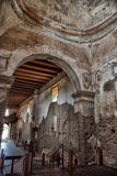 Arizonas gammal kyrka Arkivfoton
