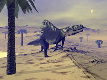 Arizonasaurus dinosaur - 3D render Royalty Free Stock Image