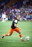 Arjen Robben των Κάτω Χωρών Στοκ εικόνα με δικαίωμα ελεύθερης χρήσης