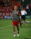 Arjen Robben Bayern Μόναχο Στοκ Εικόνες