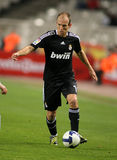 Arjen Robben di Real Madrid Fotografia Stock
