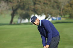 Arjun Atwal 2012 Farmers Insurance Open Royalty Free Stock Images