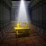 Ark of the Covenant Royalty Free Stock Image