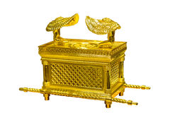 The Ark of the Covenant, Jewish religious symbol Royalty Free Stock Photos