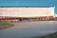 The Ark Encounter - Williamstown, Kentucky Royalty Free Stock Photos