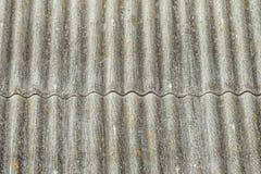 Ark för asbestcement Fotografering för Bildbyråer