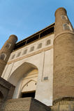Ark Fortress in Bukhara Royalty Free Stock Photo