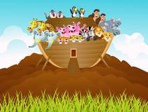 ark noah Royaltyfria Foton