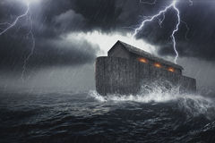 ark noah s royaltyfri bild