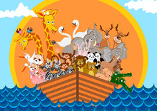arka Noah s Obraz Royalty Free