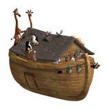 arka Noah s Obrazy Royalty Free