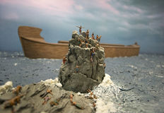 arka Noego Zdjęcie Stock