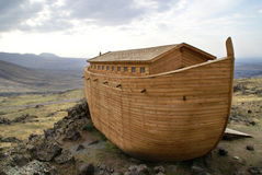 arka Noego. Obrazy Royalty Free