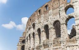 Arkada Romański Colosseum Włochy Obrazy Royalty Free