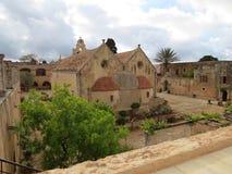 Arkadi Kloster Lizenzfreie Stockfotos