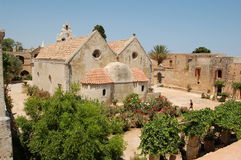 Arkadi Monastary, Crete 7 Royalty Free Stock Photography