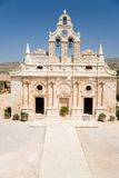 Arkadi monastery Royalty Free Stock Photos