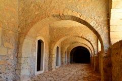 Arkadi Monastery architecture detail Stock Images