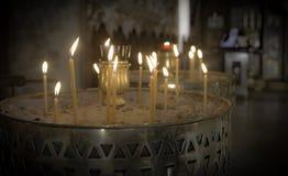 The Arkadi monastery in Crete Stock Photography
